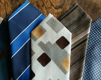 Assorted 1970's St Michael ties