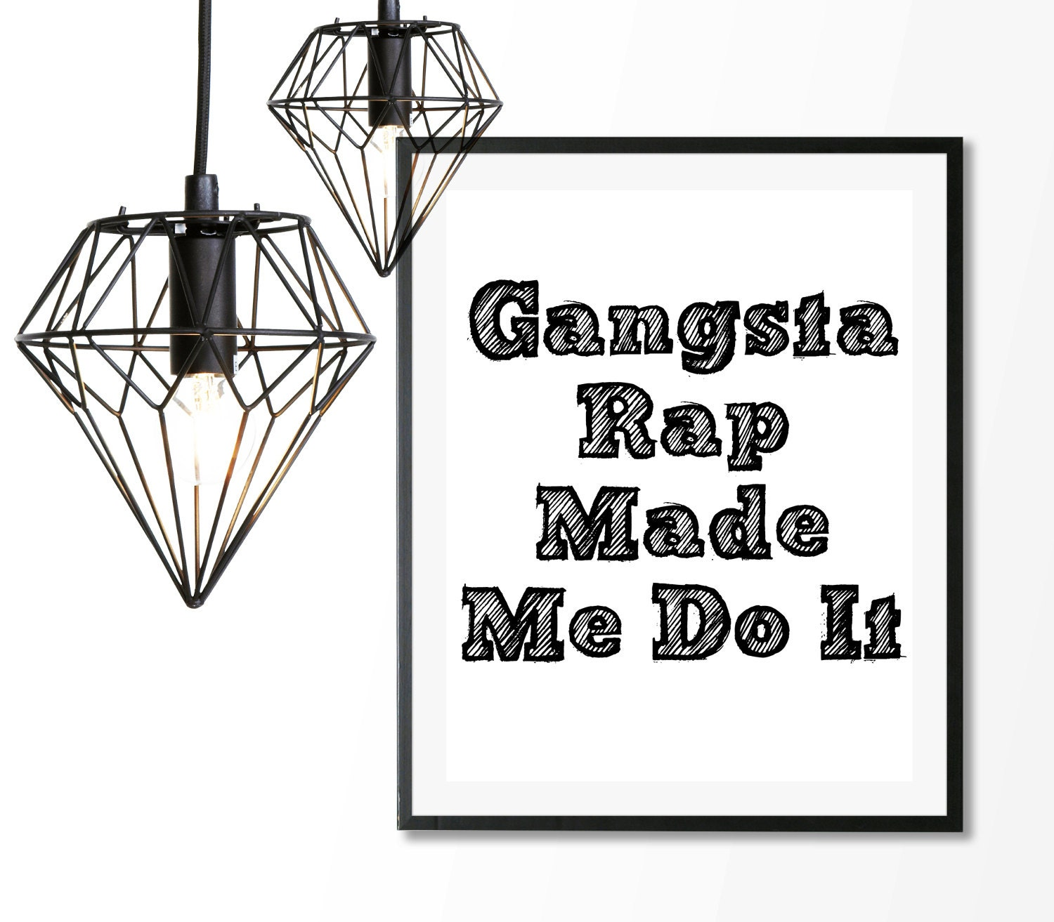 Ice Cube - Gangsta Rap Made Me Do It (Official Video ...