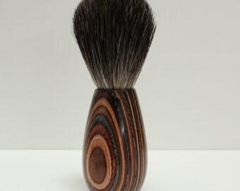 Shaving Brush, Pure Badger Hair Brush, Black Forest Handle