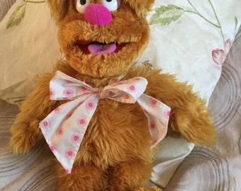 Fozzie Bear vintage toy