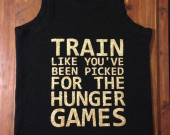 Hunger games tank