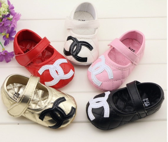 Chanel Baby Shoes Shoes Collections