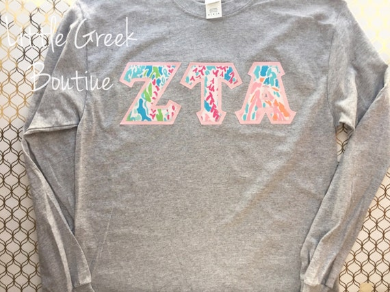 lilly pulitzer greek sweatshirt sorority lilly pulitzer sweatshirt lilly pulitzer greek letters