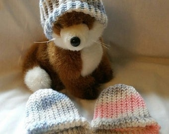 Knitted Infant Hat