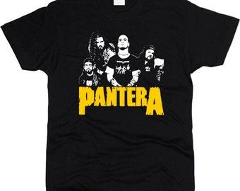 Pantera Men T-Shirt