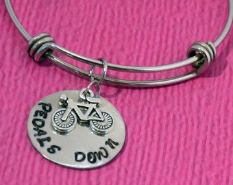 Cyclist Jewelry | Gift for Cyclist | Bicycle Charm Bracelet | Bike Bracelet | Bicycle Bracelet | Bike Charm | Cyclist Gift | Biker Gift