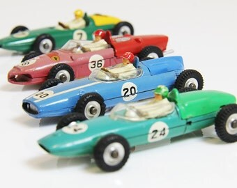30s Formula 1 Racing Cars