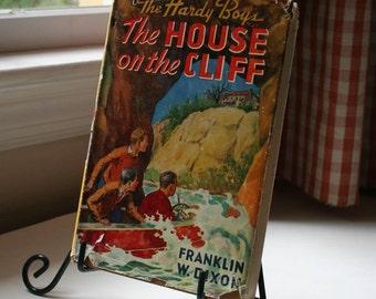 Hardy Boys The House on the Cliff