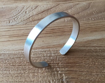 Pure silver bracelet made of .999 fine silver 99.9 % silver purity