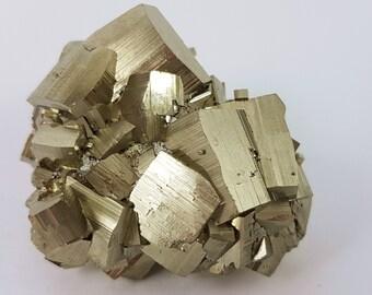 Pyrite from Madan Borieva mine