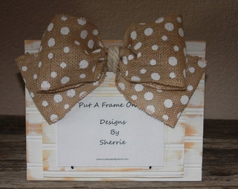 Country Chic Frame