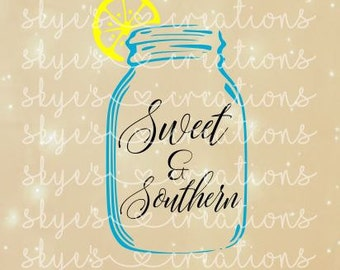 Sweet and Southern, svg