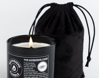The Morning Chef - Boyfriend Candle