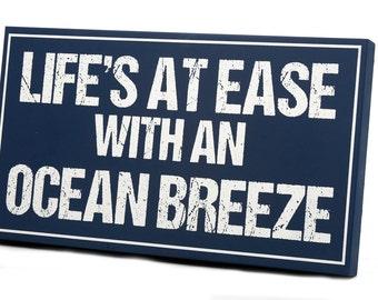 Medium Wall Art Panels - Ocean Breeze