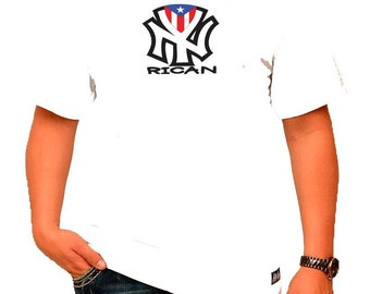 New York Puerto Rican Men's T-Shirt