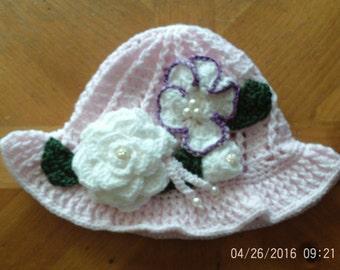 Panama Baby hat