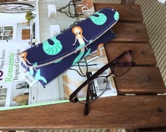 Mermaids Eyeglass hard case