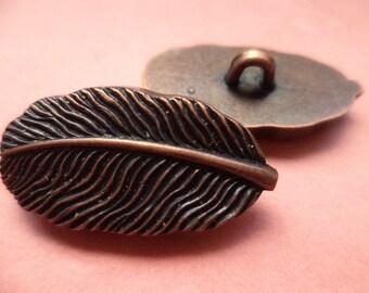 8 knobs bronze 29mm x 16mm (5909) button