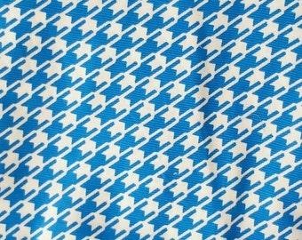 Robert Kaufman Houndstooth Corduroy Fabric-  2 yards