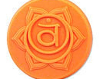 Chakra sacred with oils of neroli and orange SOAP