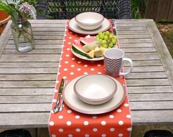 Outdoor Table Runner Etsy