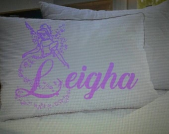 Personalized Cinderella Pillow cases ( set of 2 )