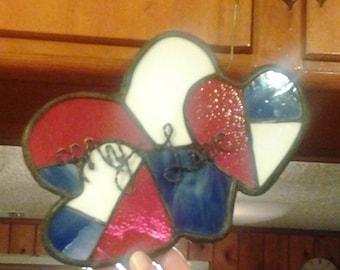 Three Heart Hanging Decor