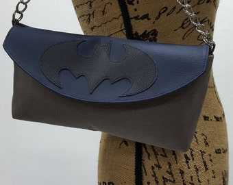 Classic Batman Inspired Clutch