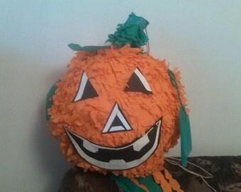 Pumpkin Halloween Pinata