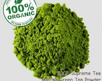 Organic Matcha Green Tea Powder,Matcha Green Tea,Matcha Powder,Green Tea,Excellent Grade,Highest Quality