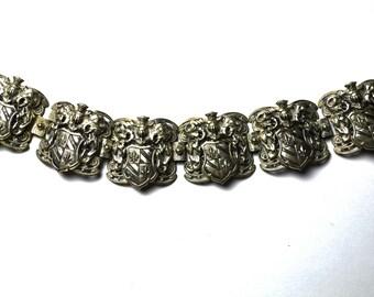 Antique French Imperial Bracelet 1920s PRT 047