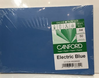 Paper - Pack of 50 sheets of Canford Paper