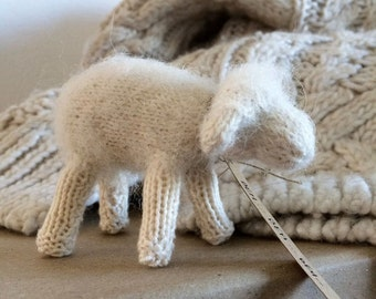 Knitted Sheep # 2