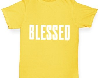 Girl's Blessed T-Shirt