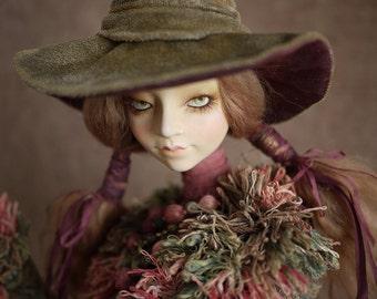 Strawberry Witch