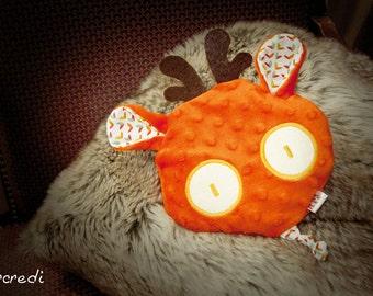 Reindeer microwave heating pad for baby - Stuffed animal