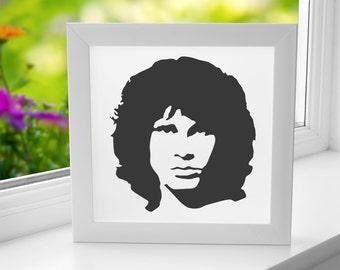 BoxFace - Jim Morrison
