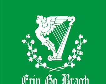 Erin go Bragh T Shirt (Ireland Forever)