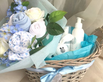 BABY BOUQUET SET for babyboy
