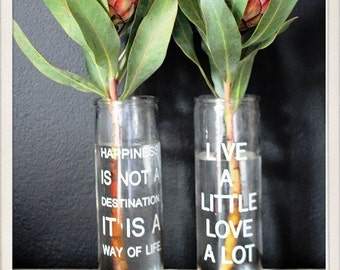 Quoted Vases