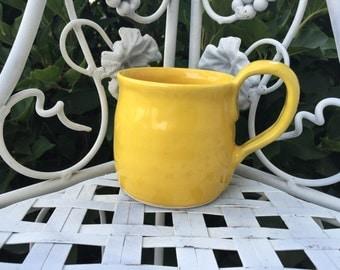 Cups for Corgis Mug # 29 - Handmade stoneware mug - all proceeds to charity