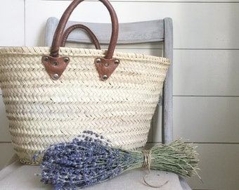 French Market Bag, beach, shopping bag, made in southern France