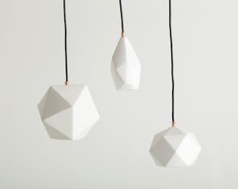 Ceramica Diamond Pendant