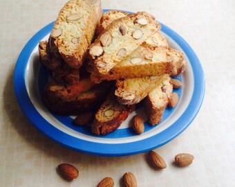 Almond Biscotti Cantucci