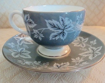Moselle Wedgewood Cup and Saucer