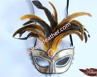 Feather Mask - 03