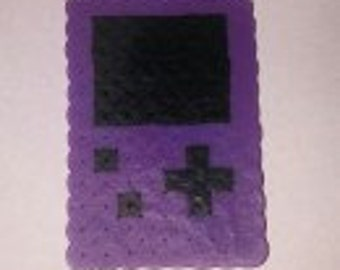 Game Boy Collectible made from Perler Beads
