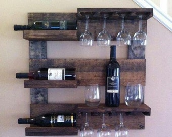 Rack wine