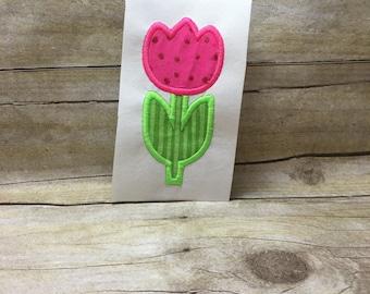 Flower Applique, Flower Embroidery Design Applique