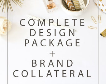 Complete design package / Brand Collateral